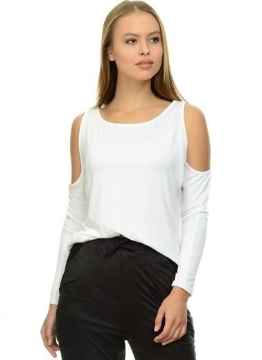 Missguided Bluz Beyaz